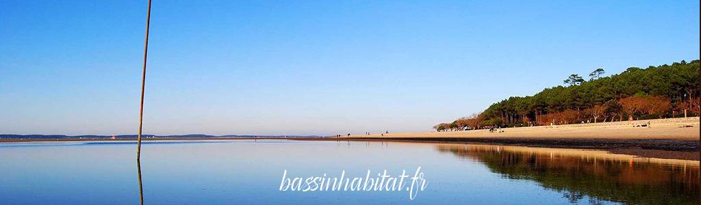 Habitat Bassin d'Arcachon